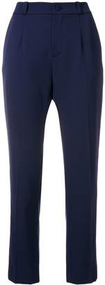 Lanvin tailored cropped trousers