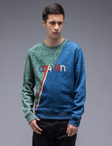 Carven Logo Print Sweatshirt