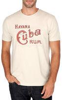 Lucky Brand Havana Cuba Rum Tee