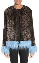 Women's Shrimps Tucker Faux Fur Jacket