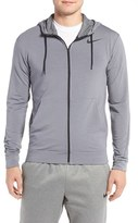 Nike Men's Dri-Fit Training Fleece Hooded Sweatshirt