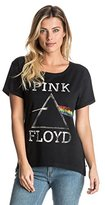 Roxy Women's Universal Pink Floyd T-Shirt