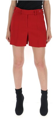 RED Valentino High-Waisted Tailored Shorts