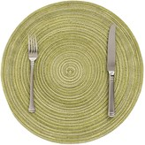 Now Designs Galaxie Woven Placemat - Round