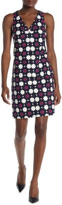 Trina Turk Jungle Island Printed Dress