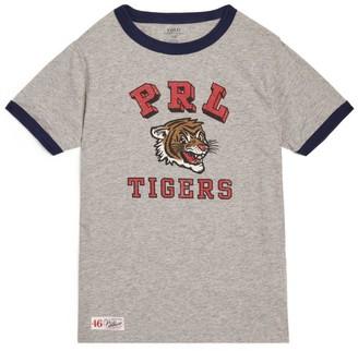 Ralph Lauren Kids Tigers Graphic T-Shirt (2-4 Years)