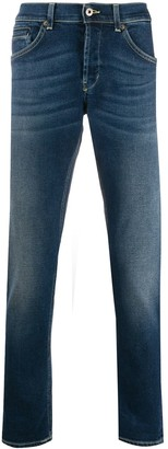 Dondup Stone Washed Skinny Jeans