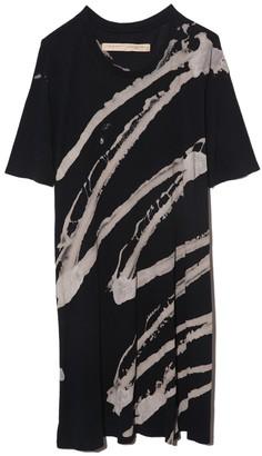 Raquel Allegra Sonia Dress in Black/White