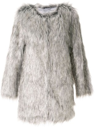 Unreal Fur Wanderlust faux-fur coat