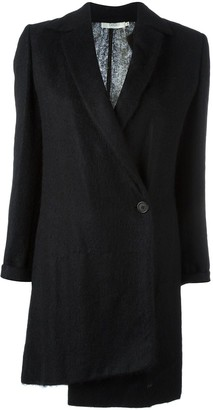 Romeo Gigli Pre-Owned Asymmetric Style Coat