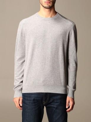 Ermenegildo Zegna Cashmere Sweater With Long Sleeves