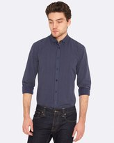 Oxford Stratton Printed Shirt