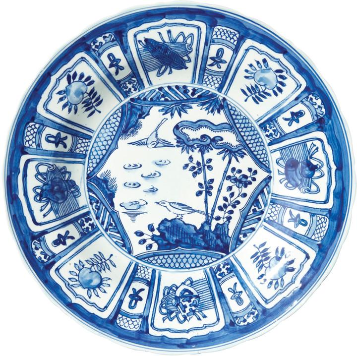 OKA Kraak Dinner Plate, Large