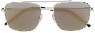 Fendi Aviator Square Sunglasses