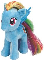 My Little Pony Ty Rainbow Dash Beanie Baby, 30cm