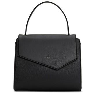 Matt And Nat Matt & Nat Minji Satchel Handbag Black