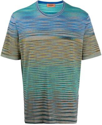 Missoni abstract print T-shirt