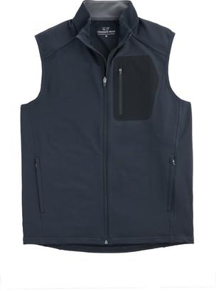 Vineyard Vines Walker Full-Zip Vest