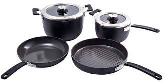Green Pan Levels 6-Piece Ceramic & Silicone Cookware Set