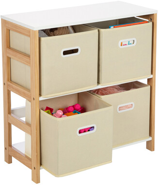 Honey-Can-Do Kids 4 Bin Organizer