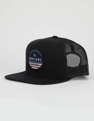 Rip Curl Destinations Mens Trucker hat