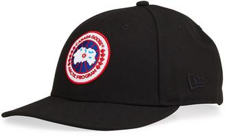 Canada Goose Men's Classic Disc Patch Baseball Cap