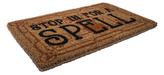 Stop in for a Spell Doormat