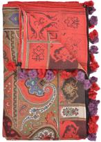 Etro Wool And Cashmere Scarf