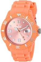 Ice Watch Ice-Watch Men's Sili Summer SI.FC.B.S.10 Plastic Quartz Watch with Dial