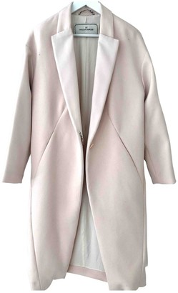 By Malene Birger Pink Polyester Coats