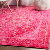 Bungalow Rose Kapadia Pink Area Rug Rug