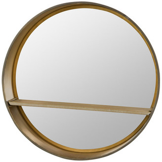 Aspire Home Accents Holden Mirror with Shelf