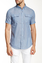Burnside Short Sleeve Woven Regular Fit Shirt