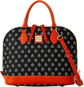 Dooney & Bourke MLB Orioles Zip Zip Satchel