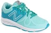 New Balance Girl's '200 Rush Vazee' Athletic Shoe