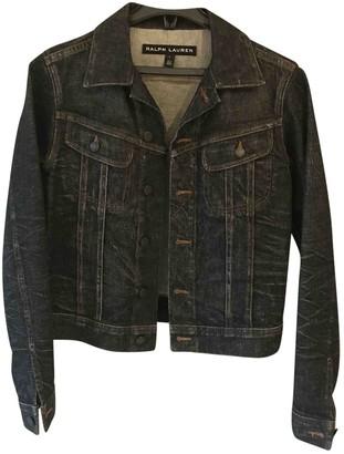 Ralph Lauren Black Denim - Jeans Jackets