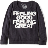 Chaser Feeling Good Sweatshirt