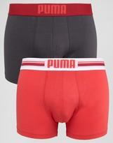 Puma 2 Pack Boxers In Multi 651003001072