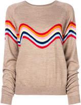 House of Holland Hypnotic sweatshirt