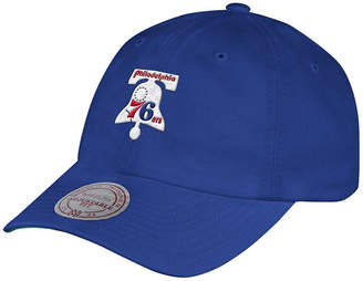 Mitchell & Ness Philadelphia 76ers Hardwood Classic Basic Slouch Cap