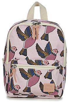 Jojo Factory BABY PACK PINK BIRDS girls's Backpack in Pink