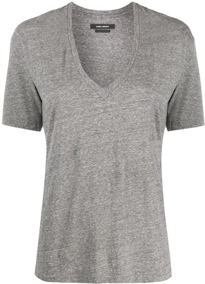 Isabel Marant Maree relaxed-fit cotton T-shirt