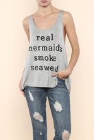 Triumph Real Mermaids Smoke