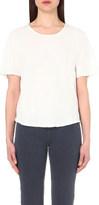 James Perse linen-jersey relaxed t-shirt