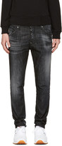 DSQUARED2 Black Skater Jeans