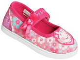 Peppa Pig Toddle Canvas Shoes - Size 6