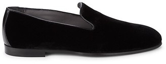 To Boot Lucca Patent Leather Loafers