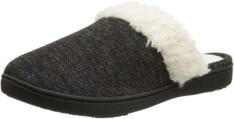 Isotoner Women's French Terry Kenzie Clog