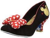 Irregular Choice Women's Classic Minnie Closed-Toe Heels,36 EU