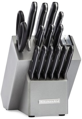 KitchenAid 16-Piece Classic Forged Triple Rivet Cutlery Set